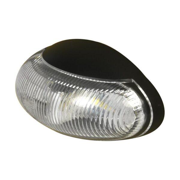 SVETILKA POZ. 10-30V BELA 60X34 LED